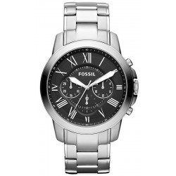 Men's Fossil Watch Grant FS4736IE Quartz Chronograph