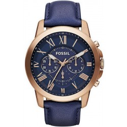 Buy Men's Fossil Watch Grant FS4835 Chronograph Quartz