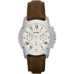 Men's Fossil Watch Grant FS4839 Quartz Chronograph