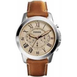 Buy Men's Fossil Watch Grant FS5118 Quartz Chronograph