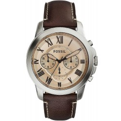 Buy Men's Fossil Watch Grant FS5152 Quartz Chronograph