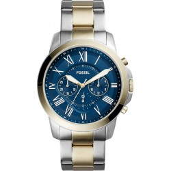 Men's Fossil Watch Grant FS5273 Quartz Chronograph