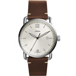Men's Fossil Watch Commuter 3H Date FS5275 Quartz