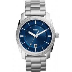 Men's Fossil Watch Machine FS5340 Quartz