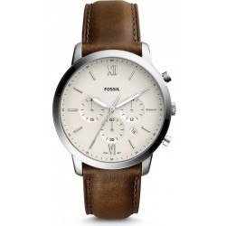 Men's Fossil Watch Neutra Chrono FS5380 Quartz