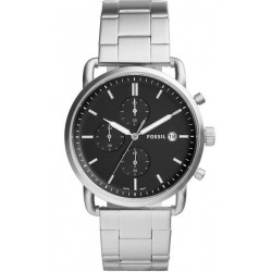 Men's Fossil Watch Commuter FS5399 Quartz Chronograph