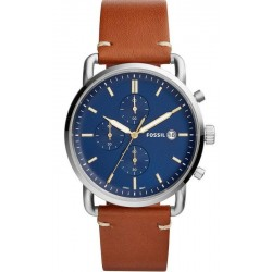 Men's Fossil Watch Commuter FS5401 Quartz Chronograph