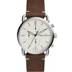 Buy Men's Fossil Watch Commuter FS5402 Quartz Chronograph
