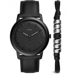 Men's Fossil Watch The Minimalist - Mono FS5500SET Quartz