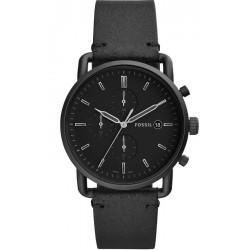 Men's Fossil Watch Commuter FS5504 Quartz Chronograph
