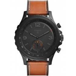 Buy Men's Fossil Q Watch Nate FTW1114 Hybrid Smartwatch