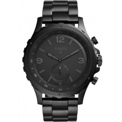 Fossil Q Nate Hybrid Smartwatch Men's Watch FTW1115