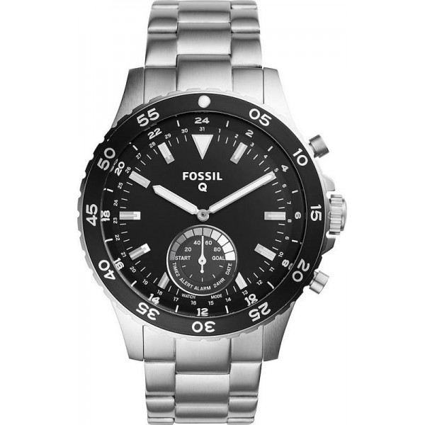 Buy Men's Fossil Q Watch Crewmaster FTW1126 Hybrid Smartwatch