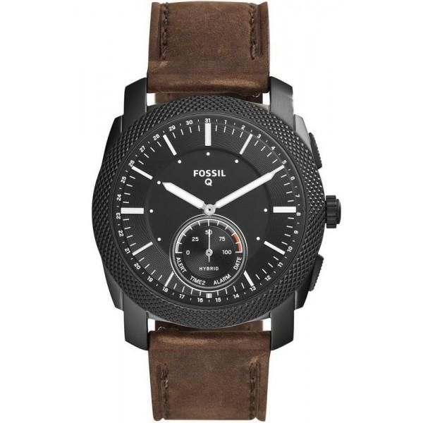 Buy Fossil Q Machine Hybrid Smartwatch Men's Watch FTW1163