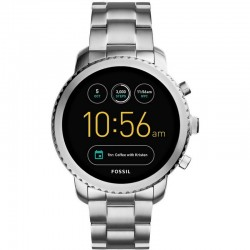 Buy Fossil Q Explorist Smartwatch Men's Watch FTW4000