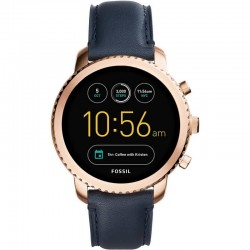 Fossil Q Explorist Smartwatch Men's Watch FTW4002