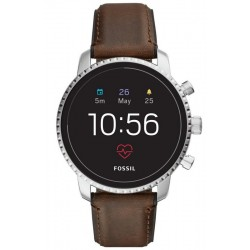 Fossil Q Explorist HR Smartwatch Men's Watch FTW4015