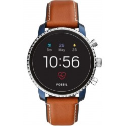 Buy Fossil Q Explorist HR Smartwatch Men's Watch FTW4016