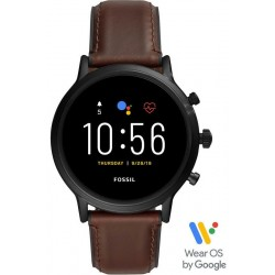 Buy Fossil Q The Carlyle HR Smartwatch Men's Watch FTW4026