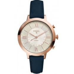 Women's Fossil Q Watch Jacqueline FTW5014 Hybrid Smartwatch