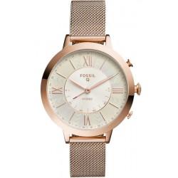 Women's Fossil Q Watch Jacqueline FTW5018 Hybrid Smartwatch