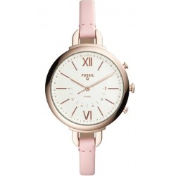 Buy Fossil Q Annette Hybrid Smartwatch Women's Watch FTW5023