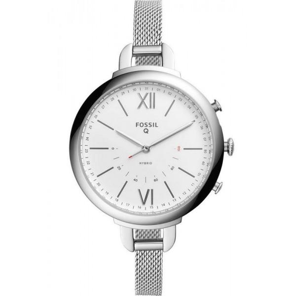 Buy Fossil Q Annette Hybrid Smartwatch Women's Watch FTW5026