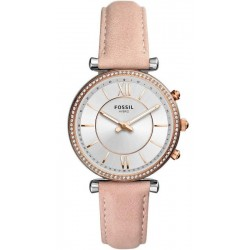 Women's Fossil Q Watch Carlie FTW5039 Hybrid Smartwatch