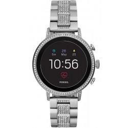 Fossil Q Venture HR Smartwatch Women's Watch FTW6013