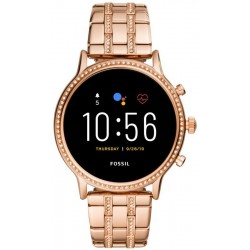 Buy Fossil Q Julianna HR Smartwatch Women's Watch FTW6035