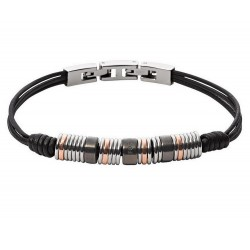 Buy Men's Fossil Bracelet Mens Dress JF01654998