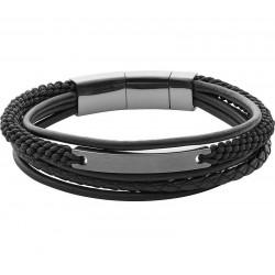 Buy Men's Fossil Bracelet Vintage Casual JF02378793