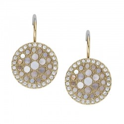 Buy Women's Fossil Earrings Vintage Glitz JF02601710