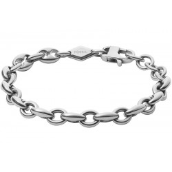 Buy Men's Fossil Bracelet Mens Dress JF02616040