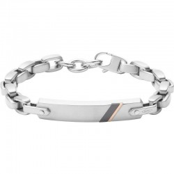 Buy Men's Fossil Bracelet Mens Dress JF02823040