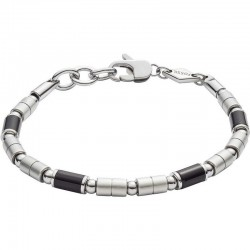 Buy Men's Fossil Bracelet Mens Dress JF02924040