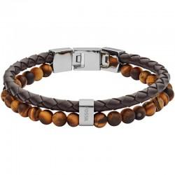 Men's Fossil Bracelet Vintage Casual JF03118040