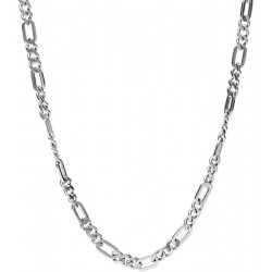 Buy Men's Fossil Necklace Mens Dress JF03175040
