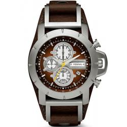 Buy Men's Fossil Watch Jake JR1157 Quartz Chronograph