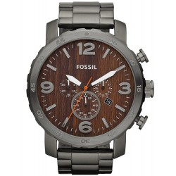 Men's Fossil Watch Nate JR1355 Quartz Chronograph