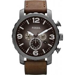 Buy Men's Fossil Watch Nate JR1424 Quartz Chronograph