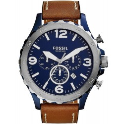 Men's Fossil Watch Nate JR1504 Quartz Chronograph