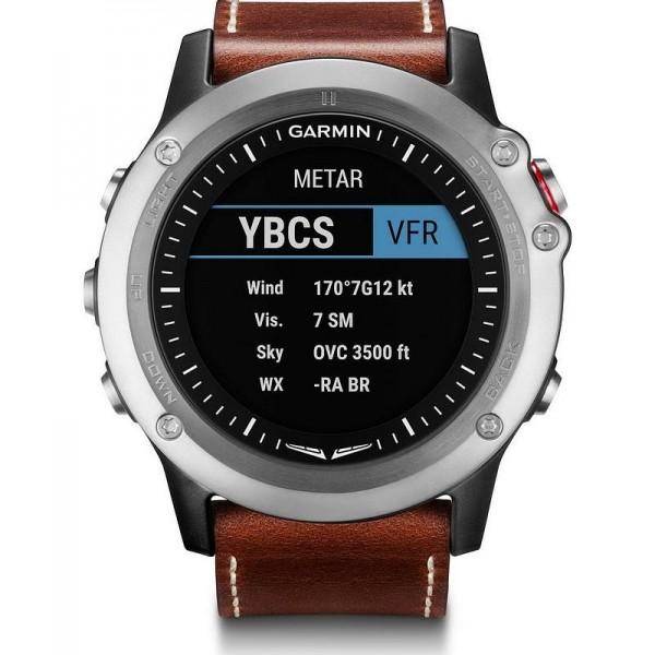 Buy Men's Garmin Watch D2 Bravo Sapphire 010-01338-30 Aviation GPS Smartwatch