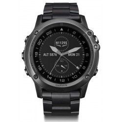 Buy Men's Garmin Watch D2 Bravo Sapphire 010-01338-35 Aviation GPS Smartwatch