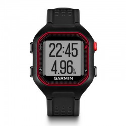 Unisex Garmin Watch Forerunner 25 010-01353-10 Running GPS Fitness Smartwatch L