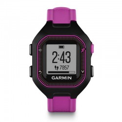 Women's Garmin Watch Forerunner 25 010-01353-30 Running GPS Fitness Smartwatch S