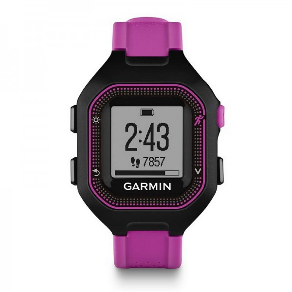 Buy Women's Garmin Watch Forerunner 25 010-01353-30 Running GPS Fitness Smartwatch S