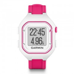 Women's Garmin Watch Forerunner 25 010-01353-31 Running GPS Fitness Smartwatch S