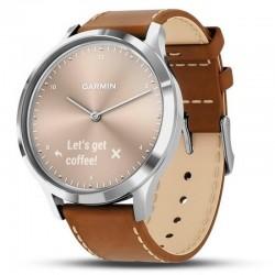 Unisex Garmin Watch Vívomove HR Premium 010-01850-AA Fitness Smartwatch L