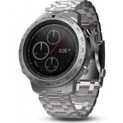 Men's Garmin Watch Fēnix Sapphire Chronos 010-01957-02 GPS Multisport Smartwatch